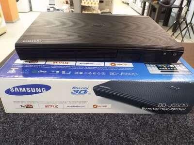 Blu-ray-плеер Samsung BD-J5500 б/у