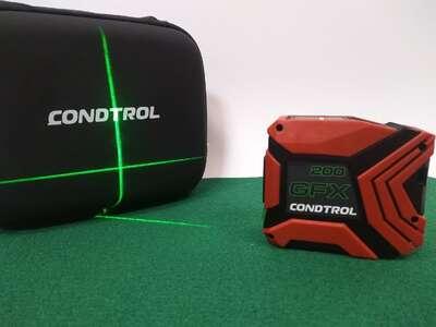 Лазерный уровень нивелир Condtrol GFX200 б/у
