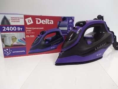 Утюг DELTA DL-353 б/у