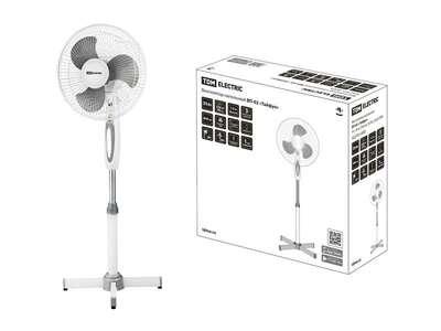Вентилятор напольный TDM ВП-01 Тайфун 40Вт D400 б/у