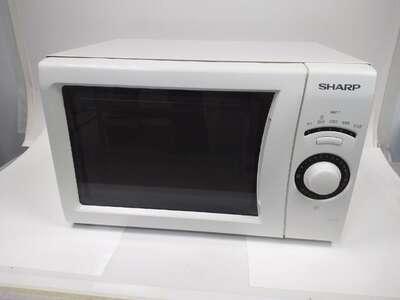 Микроволновая печь Sharp R212WD б/у