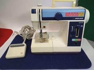 Швейная машина jaguar 281 j б/у