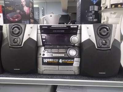 Музыкальный центр Samsung MAX-N54 б/у