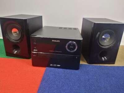 Музыкальная система Philips MCM1150/12 б/у