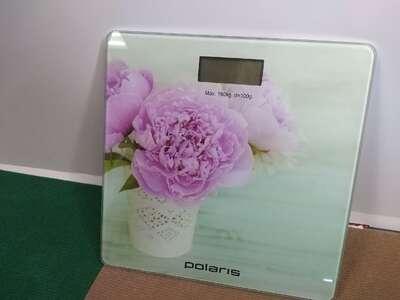 Весы электронные Polaris PWS 1874DG б/у