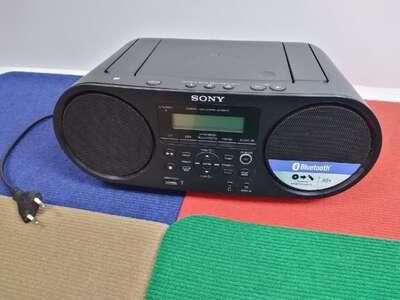 Аудиосистема Sony ZS-RS60BT б/у