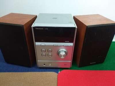Музыкальный центр Panasonic SA-PM4 б/у