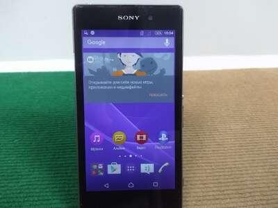 Сотовый телефон Sony Xperia Z3+  б/у