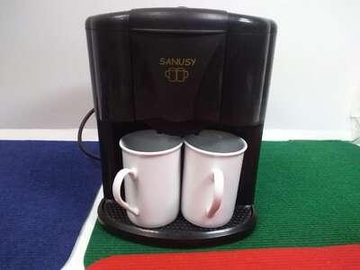 Кофеварка Sanusy SN-2904  б/у