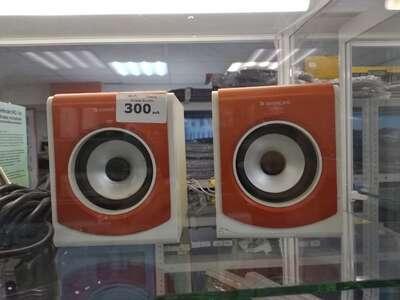 Колонки SoundPro б/у